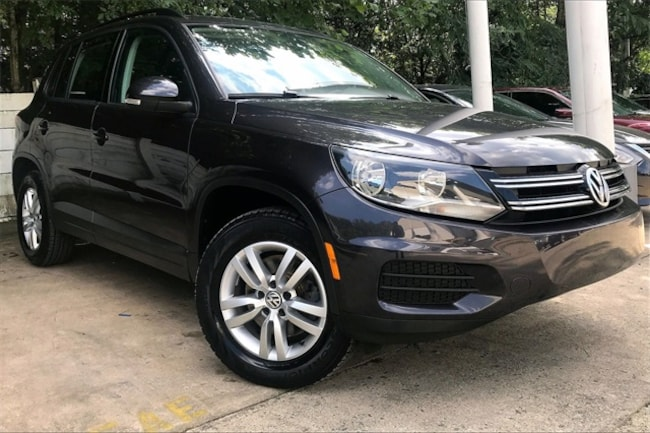 Used vehicle 2016 Volkswagen Tiguan S SUV for sale near you in Chantilly, VA