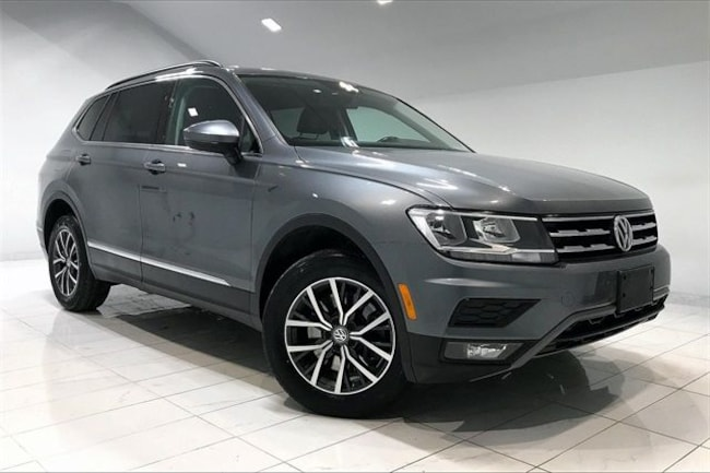 Used vehicle 2018 Volkswagen Tiguan 2.0T SE Sport Utility 4D SUV for sale near you in Chantilly, VA
