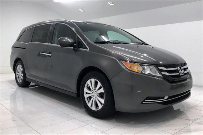 Used vehicle 2015 Honda Odyssey EX Minivan 4D Passenger for sale near you in Chantilly, VA