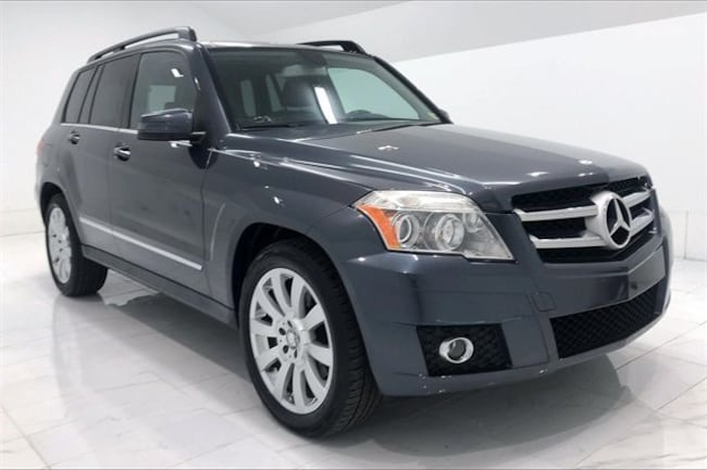 Used vehicle 2012 Mercedes-Benz GLK-Class GLK 350 4matic Sport Utility 4D SUV for sale near you in Chantilly, VA