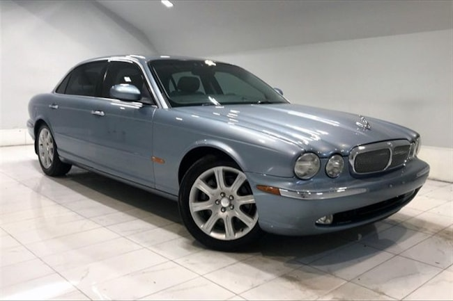 Used vehicle 2005 Jaguar XJ XJ8 L Sedan 4D Sedan for sale near you in Chantilly, VA