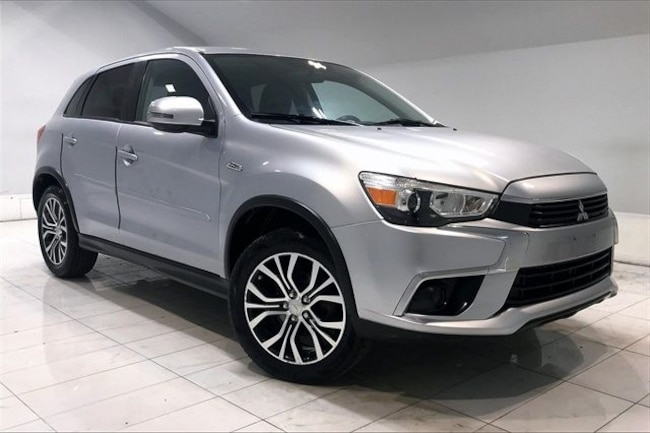 Used vehicle 2016 Mitsubishi Outlander Sport ES Sport Utility 4D SUV for sale near you in Chantilly, VA