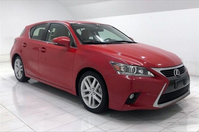 Used vehicle 2014 LEXUS CT CT 200h Hatchback 4D Hatchback for sale near you in Chantilly, VA