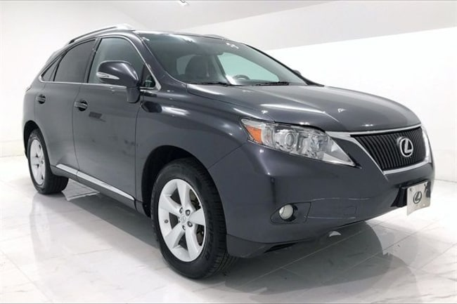 Used vehicle 2011 LEXUS RX RX 350 Sport Utility 4D SUV for sale near you in Chantilly, VA