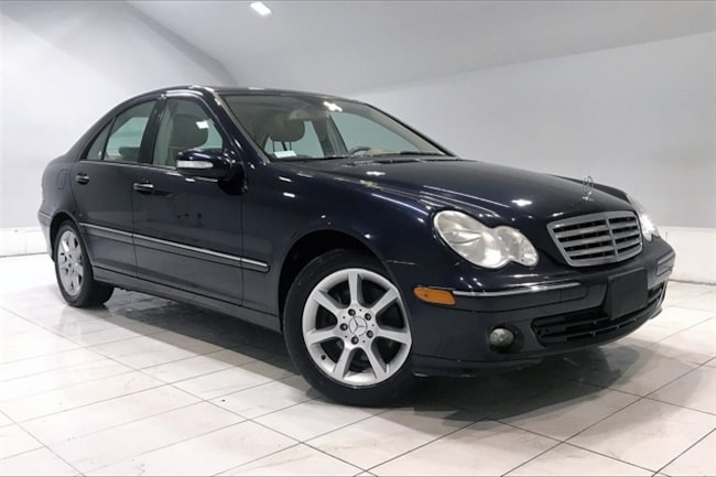 Used vehicle 2007 Mercedes-Benz C-Class C 350 Sedan for sale near you in Chantilly, VA