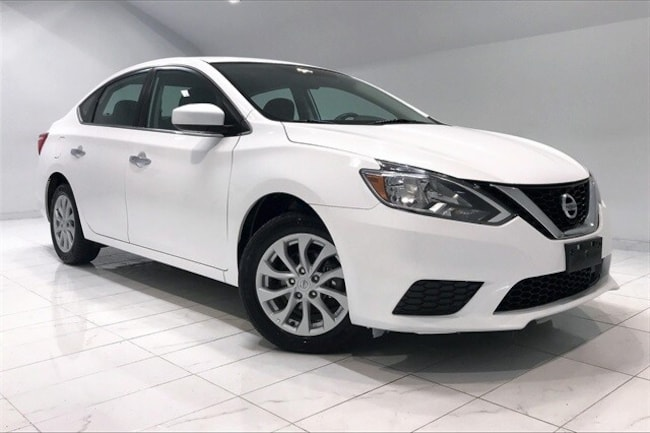Used vehicle 2019 Nissan Sentra SV Sedan for sale near you in Chantilly, VA