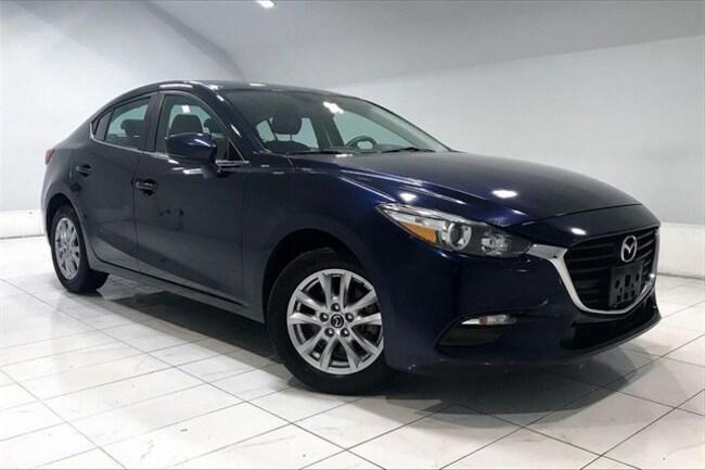 Used vehicle 2017 Mazda Mazda3 Sport Sedan 4D Sedan for sale near you in Chantilly, VA