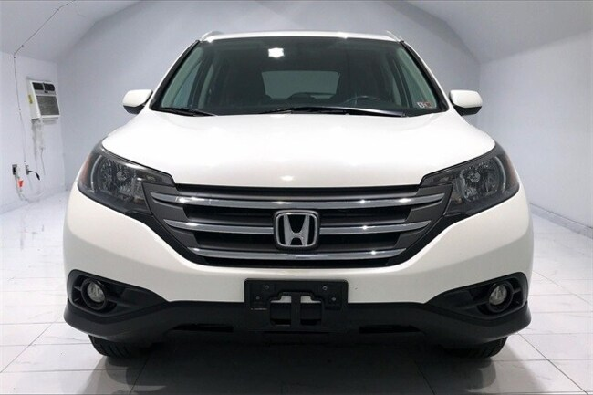 Used vehicle 2014 Honda CR-V EX-L SUV for sale near you in Chantilly, VA