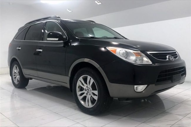 Used vehicle 2012 Hyundai Veracruz Limited Sport Utility 4D SUV for sale near you in Chantilly, VA