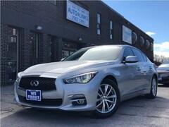 2014 INFINITI Q50 SPORT | TECH | NAVI | LANE DEPART - Sedan