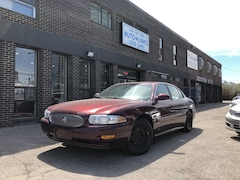 2005 Buick LeSabre Custom  !!! LEATHER INTERIOR !!! Sedan