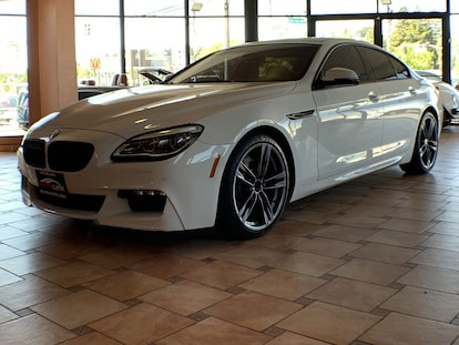 Used 2017 BMW 640i For Sale | Vallejo CA | VIN# WBA6D0C58HG639443
