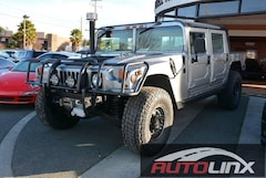 1996 AM General Hummer Hard Top 4-Door SUV