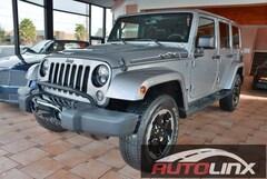 2014 Jeep Wrangler Unlimited POLAR EDITION SUV