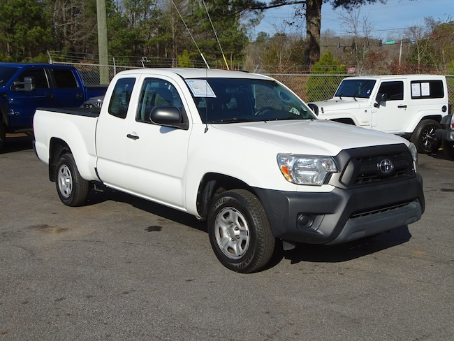 2013 Toyota Tacoma Extended Cab