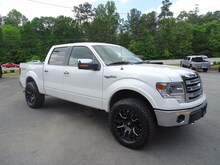 2014 Ford F-150 King Ranch 4WD Truck SuperCrew Cab