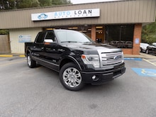 2014 Ford F-150 Platinum SuperCrew Cab