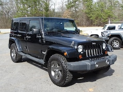 2011 Jeep Wrangler Unlimited Sport Mojave 4WD SUV