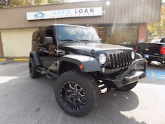 2014 Jeep Wrangler Unlimited Sport 4WD SUV