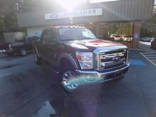2012 Ford Super Duty F-250 SRW Lariat Crew Cab Diesel 4X4 Truck Crew Cab