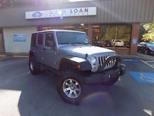 2014 Jeep Wrangler Unlimited Sport 4WD W/Lift, Wheel PKG SUV