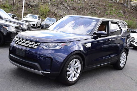 2017 Land Rover Discovery HSE V6 Supercharged SUV
