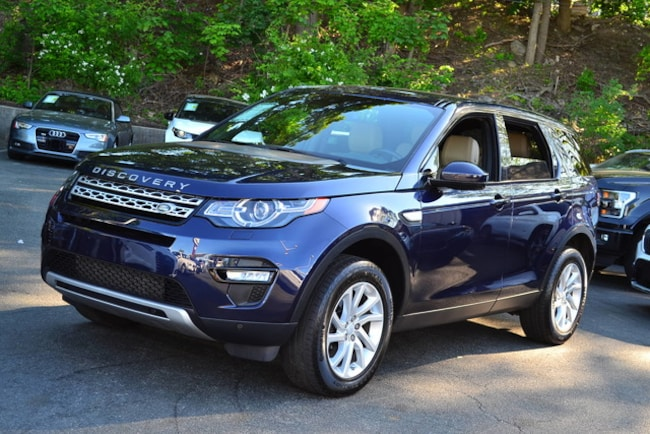 2016 Land Rover Discovery Sport AWD  HSE SUV