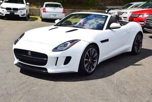 2016 Jaguar F-Type Auto RWD
