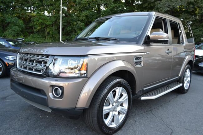 2015 Land Rover LR4 4WD  HSE SUV