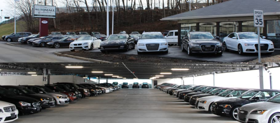 Automall Collection 218 Andover St Peabody Ma 01960 Luxury Used