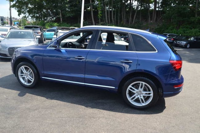 Used 2016 Audi Q5 For Sale at Automall Collection | VIN