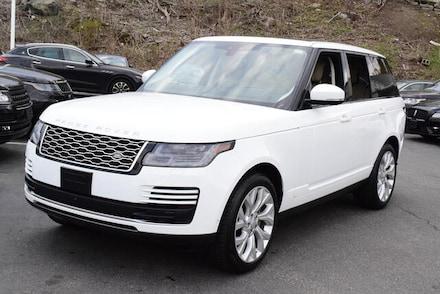 2018 Land Rover Range Rover V8 Supercharged SWB SUV