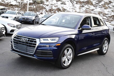 2018 Audi Q5 2.0 Tfsi Tech Premium Plus SUV