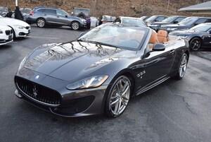 2015 Maserati Granturismo Convertible Granturismo Sport