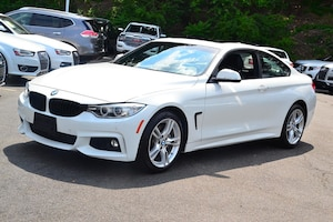 2016 BMW 4 Series 428i xDrive AWD SULEV