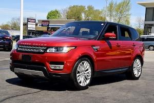 2016 Land Rover Range Rover Sport 4WD  V6 HSE