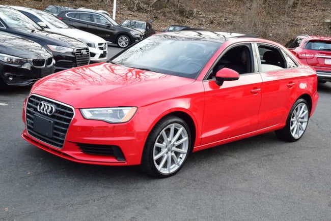 Used 2016 Audi A3 For Sale at Automall Collection | VIN