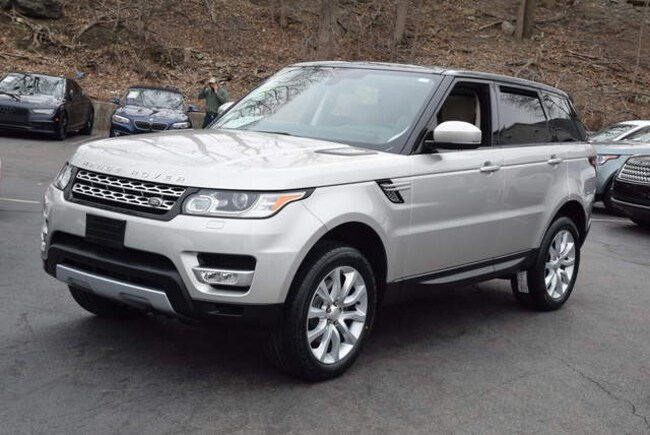 2015 Land Rover Range Rover Sport 4WD  HSE SUV