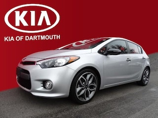 Used 2016 Kia Forte SX Hatchback For Sale in Dartmouth, MA