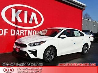New 2019 Kia Forte LXS Sedan For Sale in Dartmouth, MA