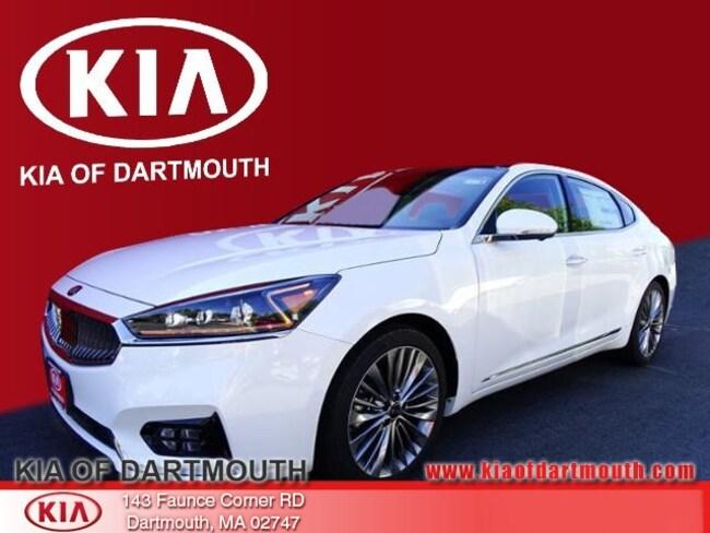 New 2018 Kia Cadenza Limited Sedan For Sale/Lease Dartmouth, MA
