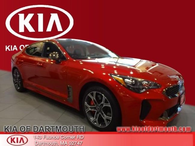 New 2018 Kia Stinger GT2 Hatchback For Sale/Lease Dartmouth, MA