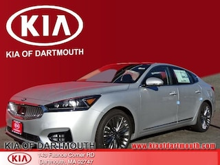 New 2018 Kia Cadenza Limited Sedan For Sale in Dartmouth, MA