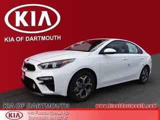New 2019 Kia Forte LX Sedan For Sale in Dartmouth, MA