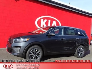New 2019 Kia Sorento EX SUV For Sale Dartmouth, MA