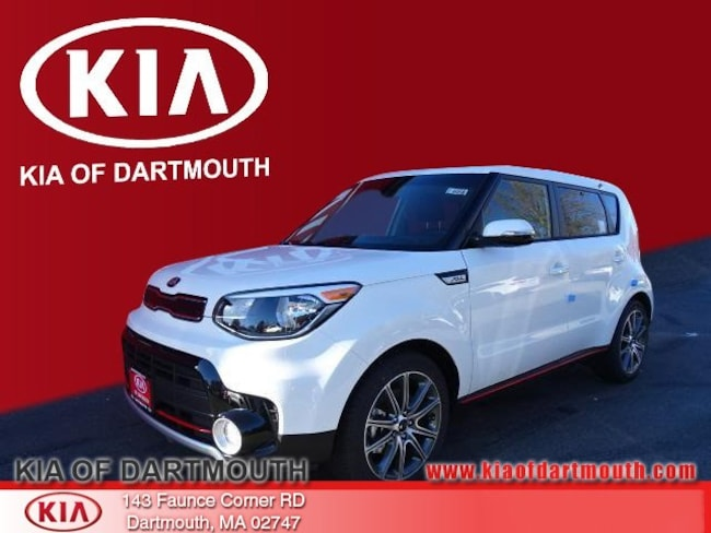 New 2019 Kia Soul Exclaim Wagon For Sale/Lease Dartmouth, MA