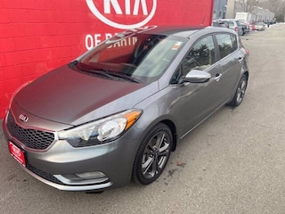 Used 2016 Kia Forte EX FWD Hatchback For Sale in Dartmouth, MA