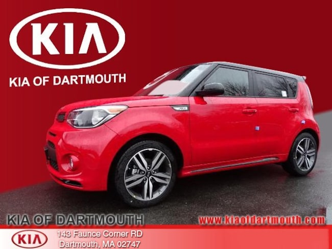 New 2019 Kia Soul Plus Wagon For Sale/Lease Dartmouth, MA