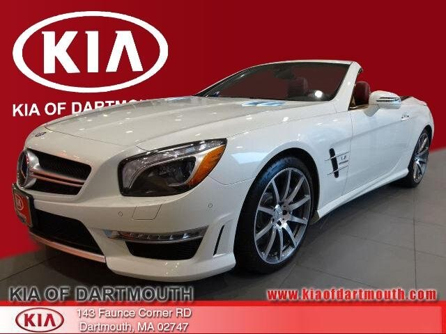 2013 Mercedes-Benz SL 63 AMG Automatic Convertible For Sale in Dartmouth, MA