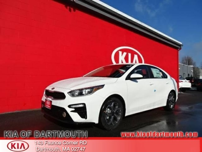 New 2019 Kia Forte LXS Sedan For Sale/Lease Dartmouth, MA